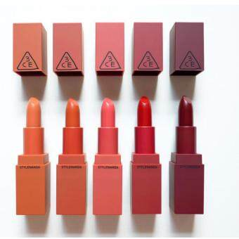 Harga 3CE MOOD RECIPE LIP COLOR Mini Kit *Set5