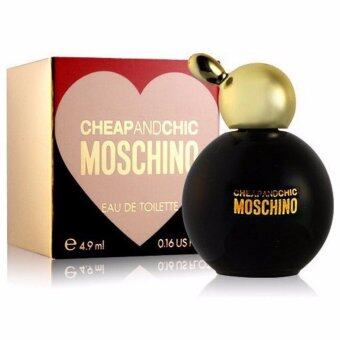 Harga MOSCHINO CHEAP And CHIC EDT 4.9 ml