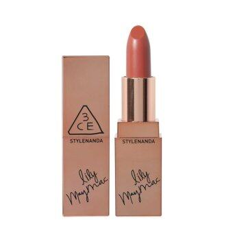 Harga 3CE Lily Maymac Matte Lip Color #908 Warm & Sweet