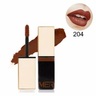 Harga Merrez'Ca Speak Velvet Lip #204