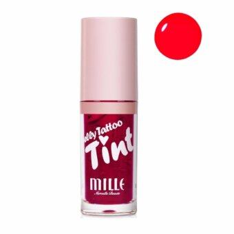 Harga Mille Jelly Tattoo Tint #03 Pink cherry