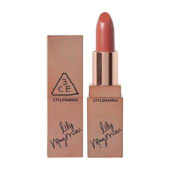 Harga 3CE LILY MAYMAC MATTE LIP COLOR #908