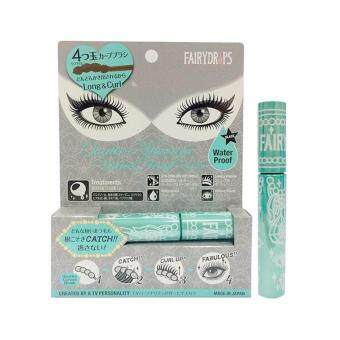 Harga Fairydrops Quatro Mascara Water Proof 8g.