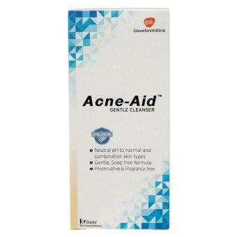 Harga Acne-Aid Gentle Cleanser 100ml