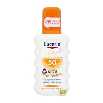 Harga Eucerin Kids Sun Spray SPF 50+ 200ML