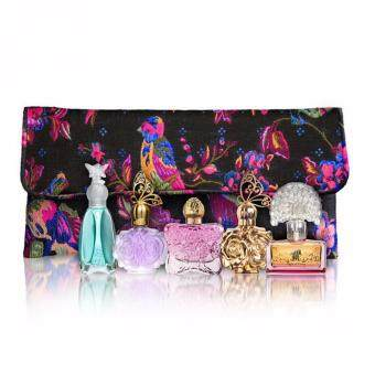 Harga ANNA SUI 5 x Miniature Collection with Cosmetic Pouch