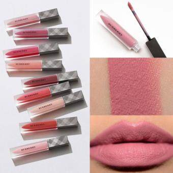 Harga Burberry liquid lip velvet #fawn rose 6ml.