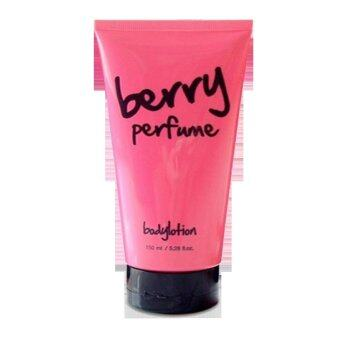 Harga Moody Berry Perfume Body Lotion 150ml
