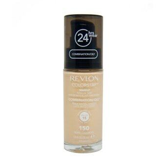 Harga REVLON Colorstay Makeup Combination/Oily Skin 24 Hrs # 150 Buff