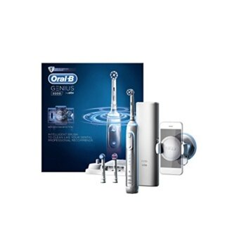 Harga Oral-B Genius 8000 Electric Rechargeable Toothbrush - intl