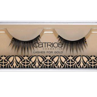 Harga Catrice lashes for gold ขนตาปลอม
