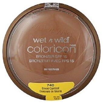 Harga Wet n Wild Color Icon Bronzer SPF15 #E740 Bikini Contest