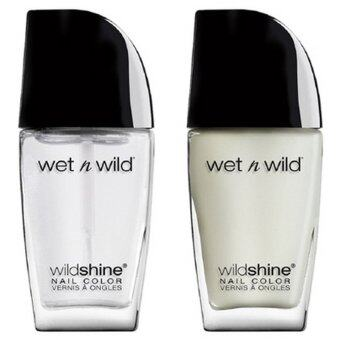 Harga Wet n Wild Wild Clear +Matt Top Coat