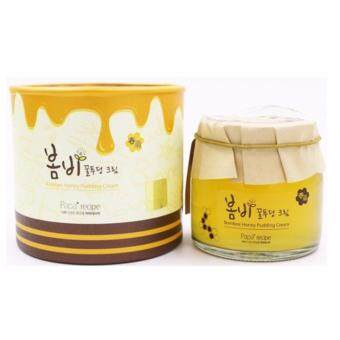 Harga Papa Recipe Bombee Honey Pudding Cream 135ml