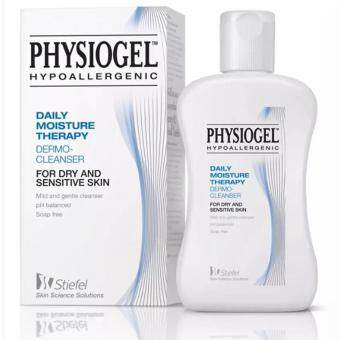 Harga PHYSIOGEL Daily Moisture Therapy Cleanser 150m