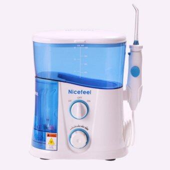 Harga 1000 ML reservoir UV sanitizer water flosser tooth pick oral irrigator for oral care - intl