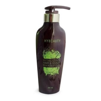 Harga Hylife Hybeauty Vitalizing Hair & Scalp Shampoo 300 ml. (1 ขวด)