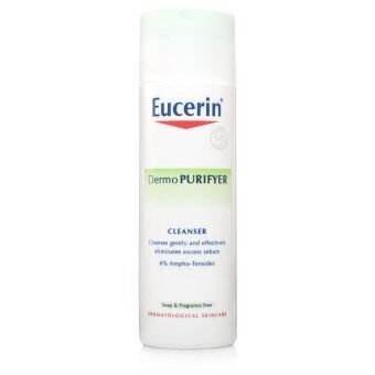 Harga Eucerin Dermo Purifyer Cleanser 200 ml