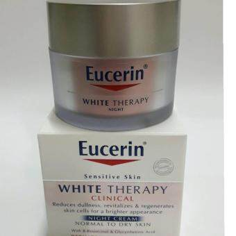 Harga Eucerin White Therapy Night Cream