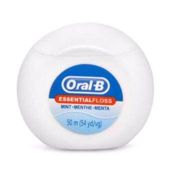 Harga Oral-B ESSENTIALFLOSS MINT 50 m (54 yd) ไหมขัดฟัน