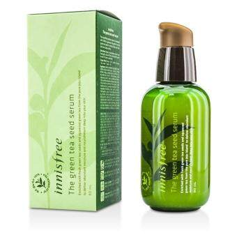Harga Innisfree The Green Tea Seed Serum 80ml.