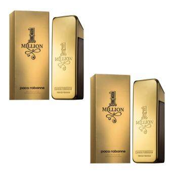 Harga Paco Rabanne 1 MILLION EDT (5ml. x 2 กล่อง)