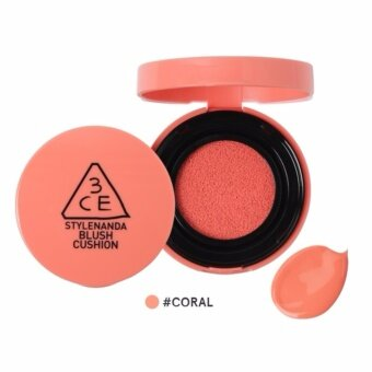 Harga 3CE BLUSH CUSHION #CORAL