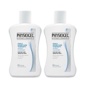 Harga PHYSIOGEL Daily Moisture Therapy Cleanser 150 ml. (แพ็คคู่)