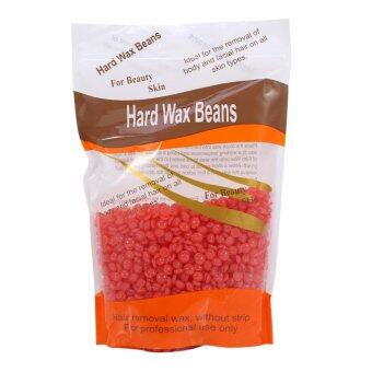 Harga 300g/Bag Beauty Salon Depilatory Dedicated Wax Bean(Rose) - intl