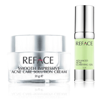 Harga REFACE Acne Save Set1 เซ็ตสิว 1