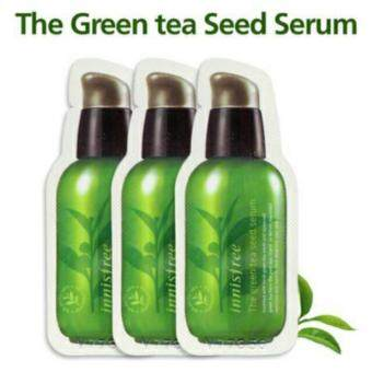 Harga Innisfree The Green Tea Seed Serum 1 ml. (ขนาดทดลอง 3 ชิ้น)