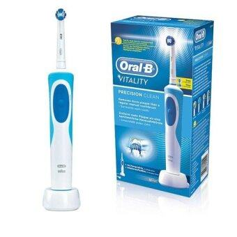 Harga ORAL-B VITALITY PRECISION CLEAN ELECTRIC TOOTHBRUSH - intl