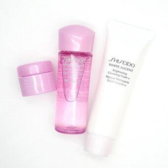 Harga Shiseido white lucent 3 pcs.
