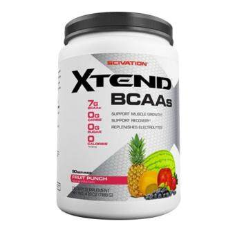 Harga Scivation XTEND BCAAs Fruit Punch 30 SERVING