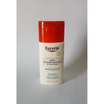 Harga Eucerin pH5 Skin-Protection WASHLOTION 75ml