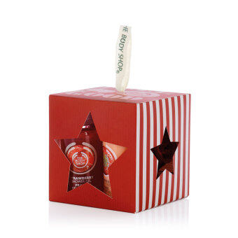 Harga THE BODY SHOP ชุดของขวัญ STRAWBERRY MINI GIFT CUBE