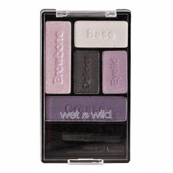 Harga Wet n Wild Color Icon Eyeshadow Palette E3971