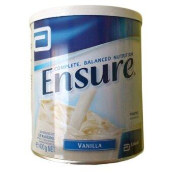 Harga Ensure Vanilla 850gm 1กระป๋อง