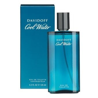 Harga Davidoff Cool Water For Men EDT (125 ml.) พร้อมกล่อง