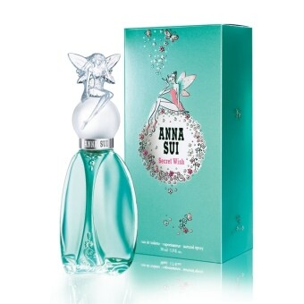 Harga Anna Sui Secret Wish EDT 75 ml.