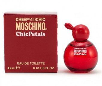 Harga Moschino Cheap and Chic ChicPetals EDT 4.9ml.