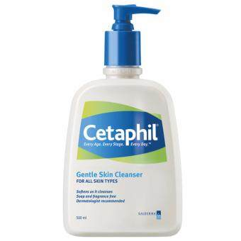 Harga Cetaphil gentle skin cleanser 500 ml