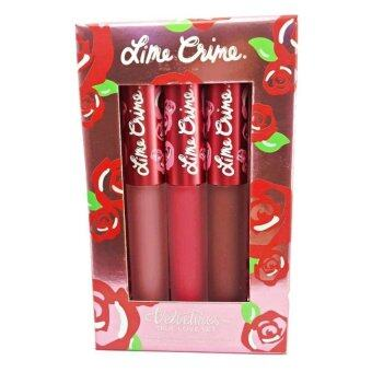 Harga Lime Crime True Love Set