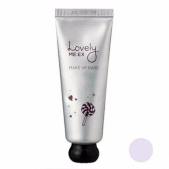 Harga The Face Shop Lovely ME:EX Make Up Base #02 (หลอดสีม่วง)