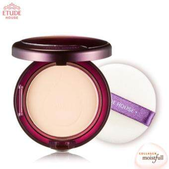 Harga Etude House Moistfull Collagen Essence In Pact SPF25PA++ 12g. # 1 Light Beige