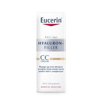 Harga Eucerin Hyaluron Filler CC Cream 50ml.