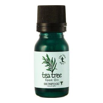 Harga Skinfood Tea Tree Spot Oil 10 ml.