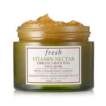 Harga Fresh Vitamin Nectar Vibrancy-Boosting Face Mask 100ml.