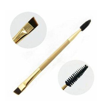 Harga Ai Home Eyebrow Eyelash Brushes Double Use Eyeliner Mascara Wands Cosmetic Beauty Makeup Tools - intl
