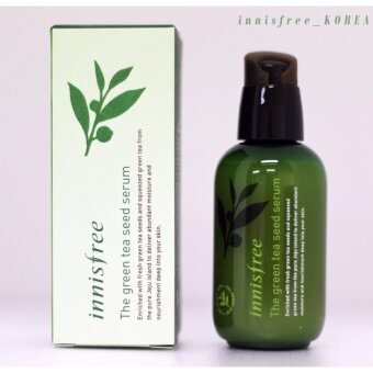 Harga เซรั่มชาเขียว Innisfree Upgrade The Green Tea Seed Serum 80ml
